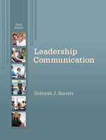 Cover image of Leadership Communication