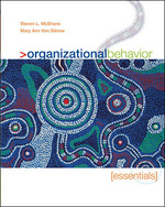 Cover image of Organizational Behavior Essential
