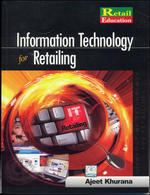 Cover image of INFORMATION TECHNOLOGY FOR RETAILING