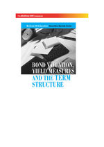 Cover image of BOND VALUATION