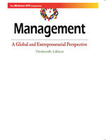 Cover image of Management: A Global and Entrepeneurial Perspective