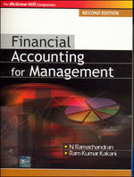 Cover image of Financial Accounting For Management