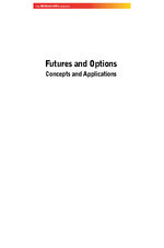 Cover image of FUTURES AND OPTIONS