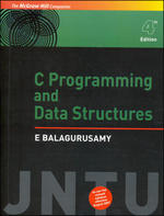 Cover image of C Programming and Data Structures, 4/e (JNTU)