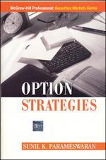 Cover image of OPTION STARATEGIES