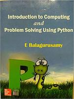Cover image of INTRODUCTION TO COMPUTING AND PROBLEM SOLVING USING PYTHON