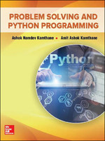 Cover image of PROBLEM SOLVING AND PYTHON PROGRAMMING