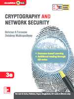 Cover image of CRYPT AND NETWORK SECURITY