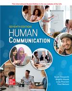 Cover image of EBOOK HUMAN COMMUNICATION 7E