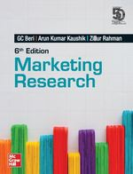 Cover image of Marketing Research