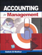 Cover image of ACCOUNTING FOR MANAGEMENT