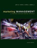 Cover image of Marketing Management: A Strategic Decision-Making Approach