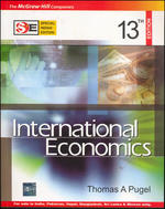 Cover image of International Economics