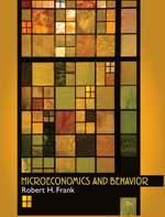 Cover image of Microeconomics and Behavior