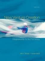 Cover image of New Venture Creation: Entrepreneurship for the 21st Century