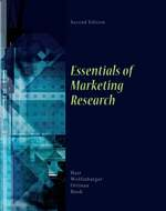 Cover image of Essentials of Marketing Research