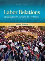 Cover image of Labor Relations