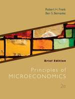Cover image of Principles of Microeconomics, Brief Edition