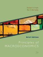 Cover image of Principles of Macroeconomics, Brief Edition