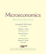 Cover image of Microeconomics