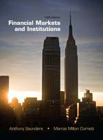 Cover image of Financial Markets and Institutions