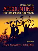 Cover image of Introduction to Accounting: An Integrated Approach