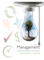 Cover image of Management :  Leading & Collaborating in the Competitive World
