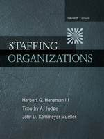 Cover image of Staffing Organizations