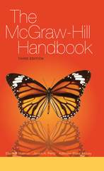 Cover image of The McGraw-Hill Handbook (hardcover)