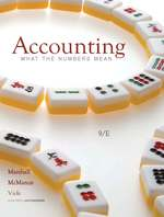 Cover image of Accounting: What the Numbers Mean