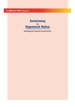 Cover image of ENVISIONING AN EMPOWERED NATION
