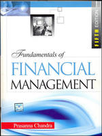 Cover image of FUND OF FINANCIAL MANAGEMENT 5E