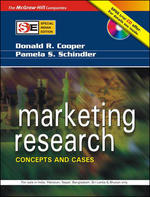 Cover image of MKTG RESEARCH (IAE)