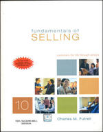 Cover image of FUNDAMENTALS OF SELLING
