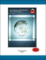 Cover image of MANAGERIAL ACCOUNTING 11E W/DVD