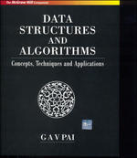 Cover image of DATA STRUCTURES AND ALGORITHMS: CONCEPTS, TECHNIQUES AND APPLICATIONS