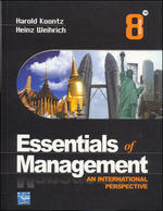 Cover image of ESSENTIALS OF MANAGEMENT 8E