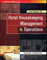 Cover image of TEXT BK OF HOTEL HOUSEKEEPING