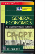 Cover image of GENERAL ECONOMICS FOR CA CPT