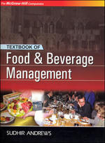 Cover image of TEXTBOOK OF FOOD & BEVRGE MGMT