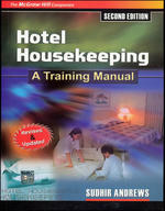 Cover image of HOTEL HOUSEKEEPING: TRAINING MANUAL