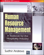 Cover image of HUMAN RESOURCE MGMT:TB FOR HOSPITALITY