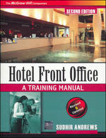 Cover image of HOTEL FRONT OFFICE TRNG MNL 2E