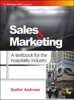 Cover image of SALES & MKTG:A TB FOR HOSPITALITY IND