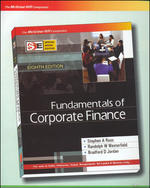 Cover image of FUNDS OF CORPORATE FINANCE  8E