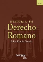 Historia del Derecho Romano 5ª Ed.