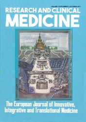 Cover image of RESEARCH AND CLINICAL MEDICINE