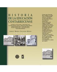 Historia de la Educación Costarricense