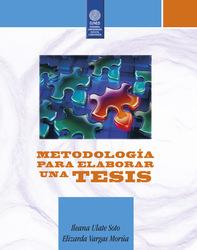 Metodología para elaborar una tesis