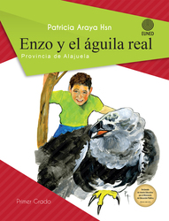 Enzo y el águila real - Provincia de Alajuela
